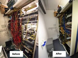 Cab b4 and after